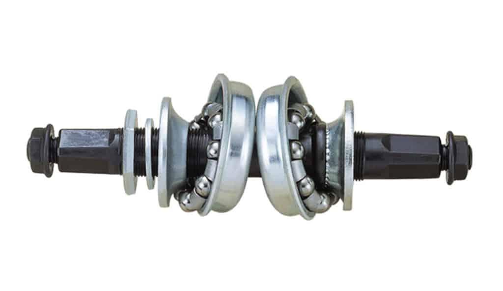 Bottom Bracket Axle and Bearings