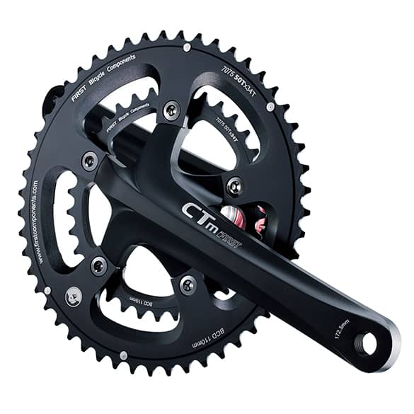 Road Bike Compact Crankset