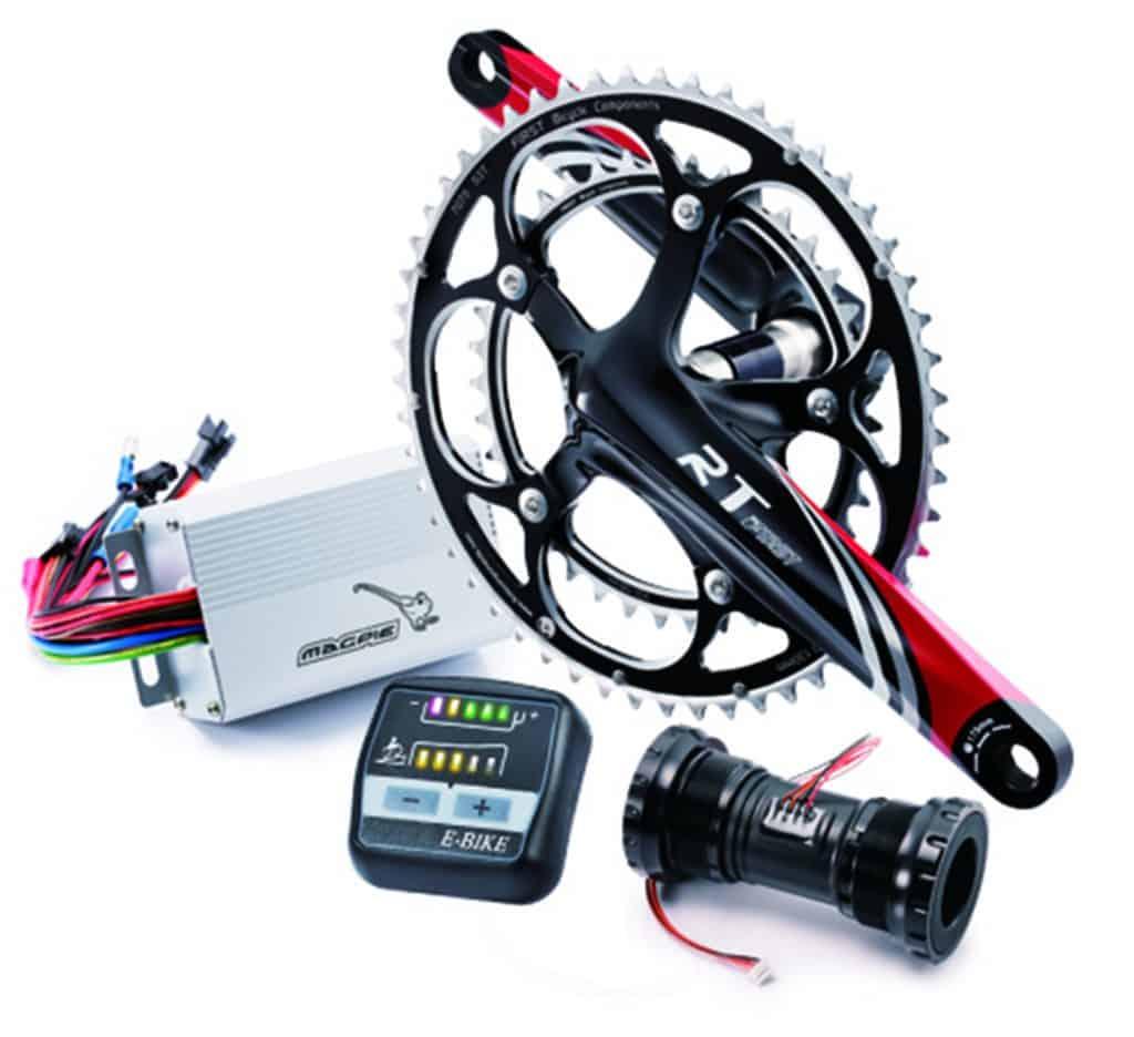 Ebike Controller Transmission Crankset