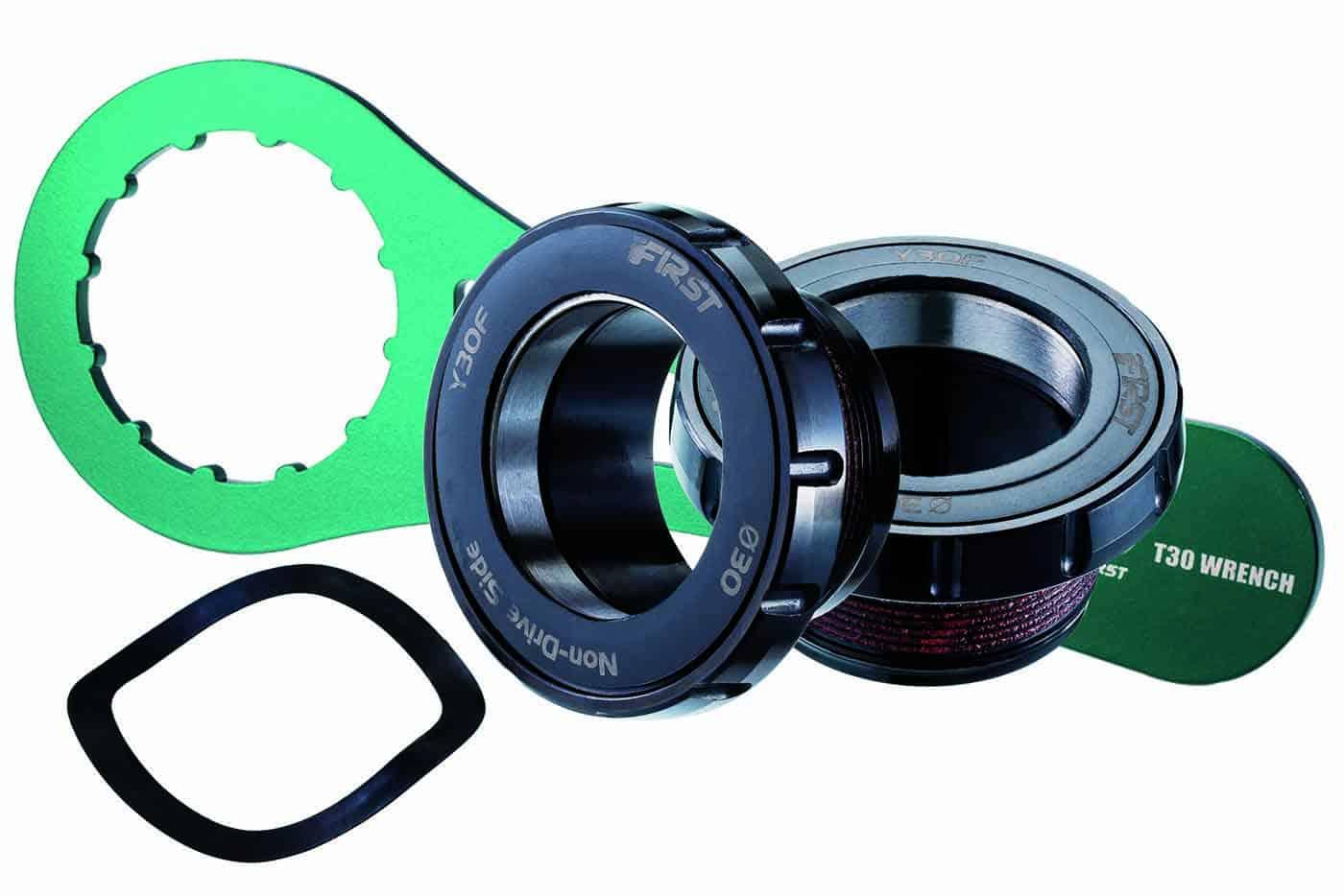 External Bottom Bracket sealed bearings