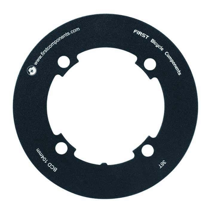 Mountain Bike Chain Guard