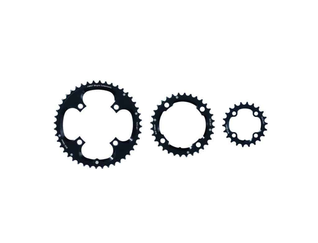 Mountain Bike Chainrings BCD 104/64mm