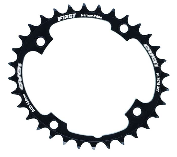 Mountain Bike Chainring BCD 104mm