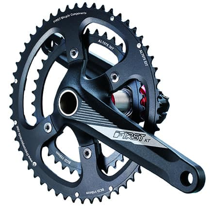 Road Bike Crankset 4 arm