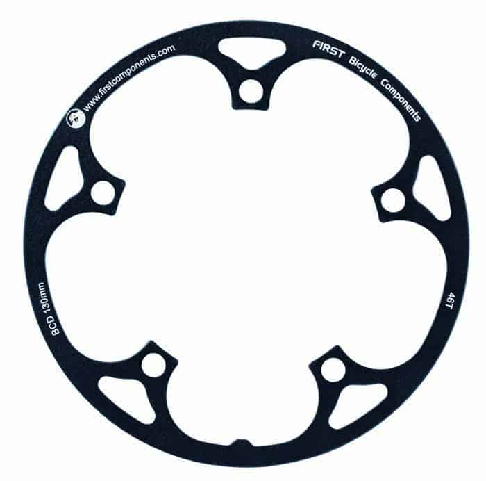 Road Bike Chain Guard