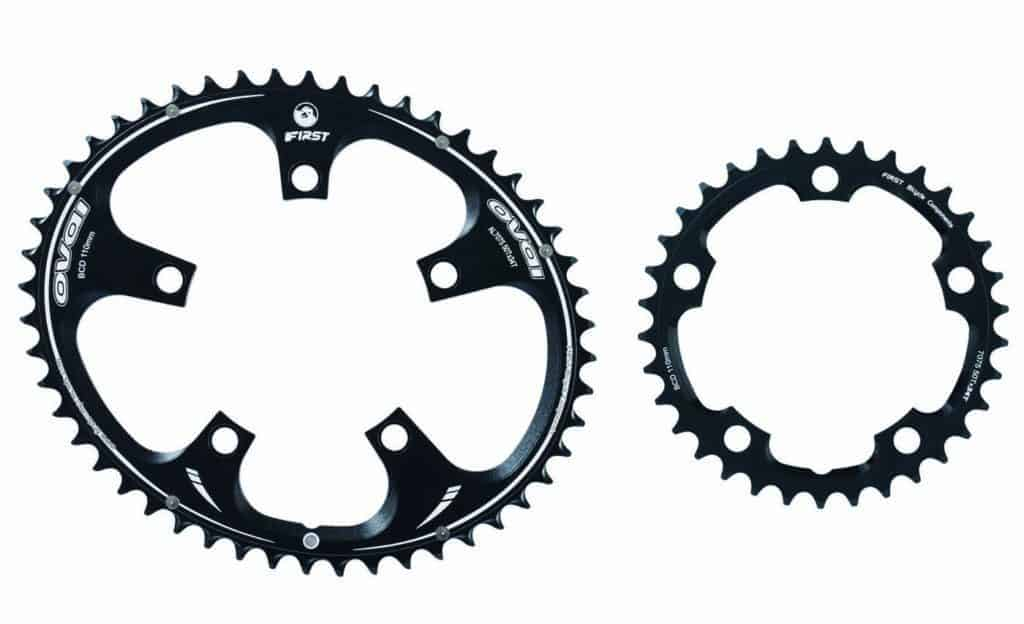 Semi Oval Road Bike Chainrings