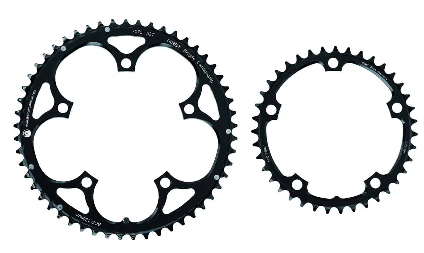 130mm road bike chainrings