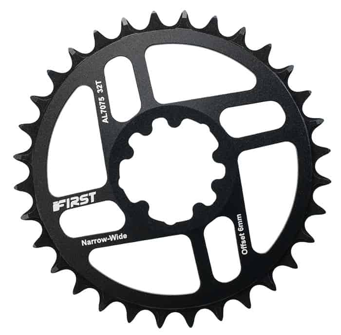 Road Mountain Bike Chainring