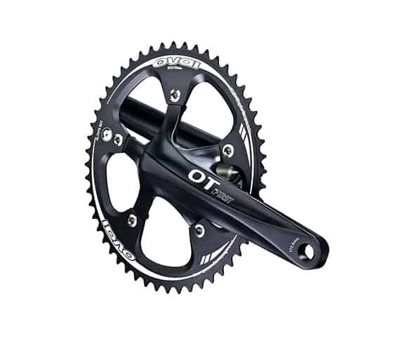 Single Speed Crankset Bb Axle Integrated