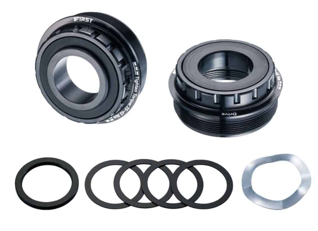 T47 Bottom Bracket I.D. M47 x P1.0 68 - 73mm