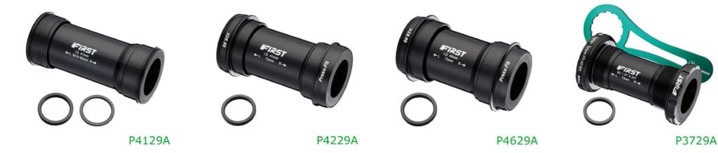 alternative to sram dub bb p4129a