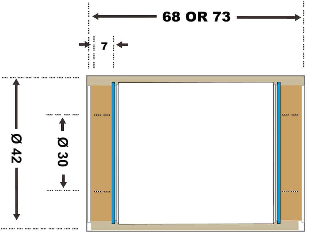 BB30 Specification Diagram