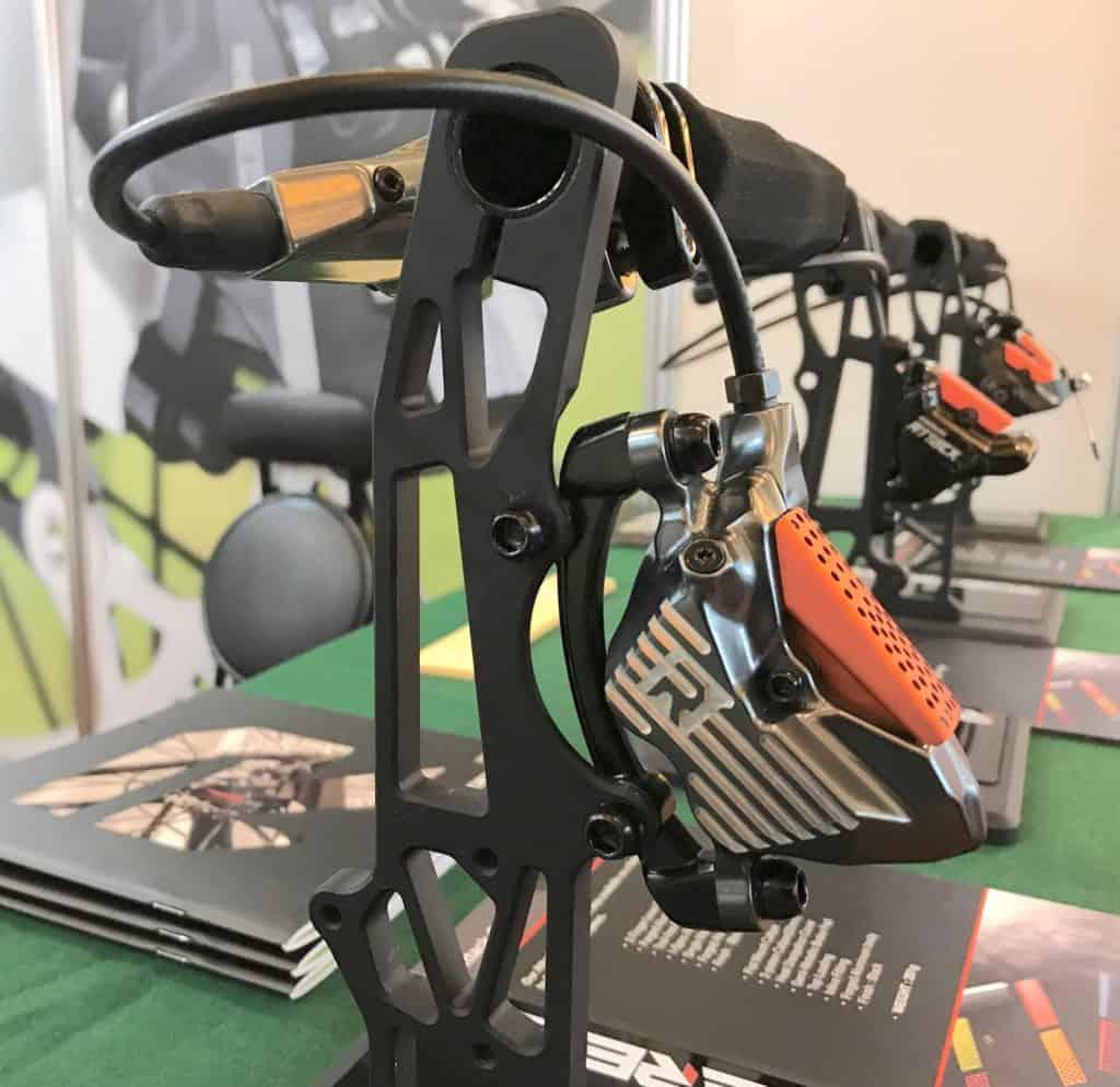 riderever range of brake caliper units