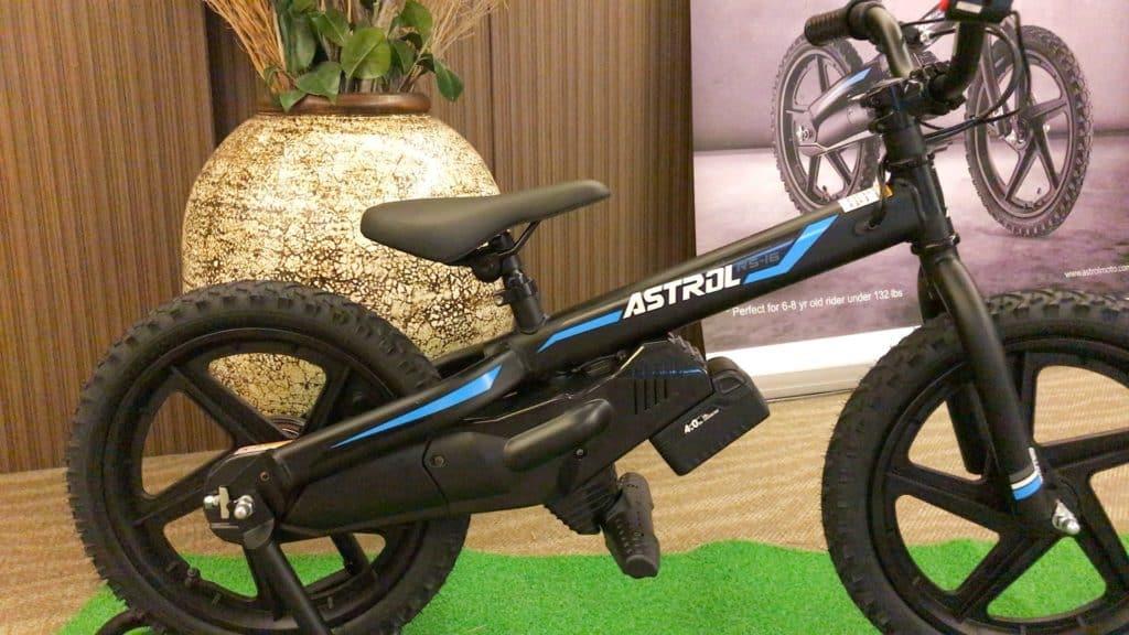 Astrol Rs16 kids electric balance bike