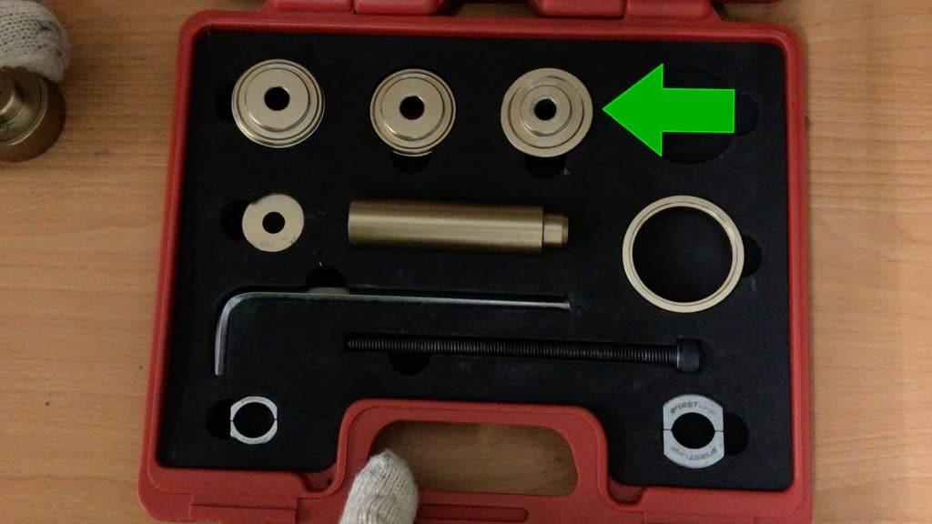 Bb92 Tool Piece