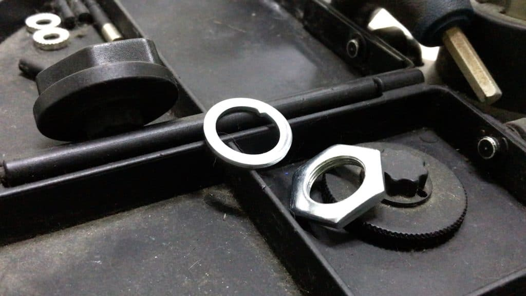 Bmx Bearing Washer Lockring