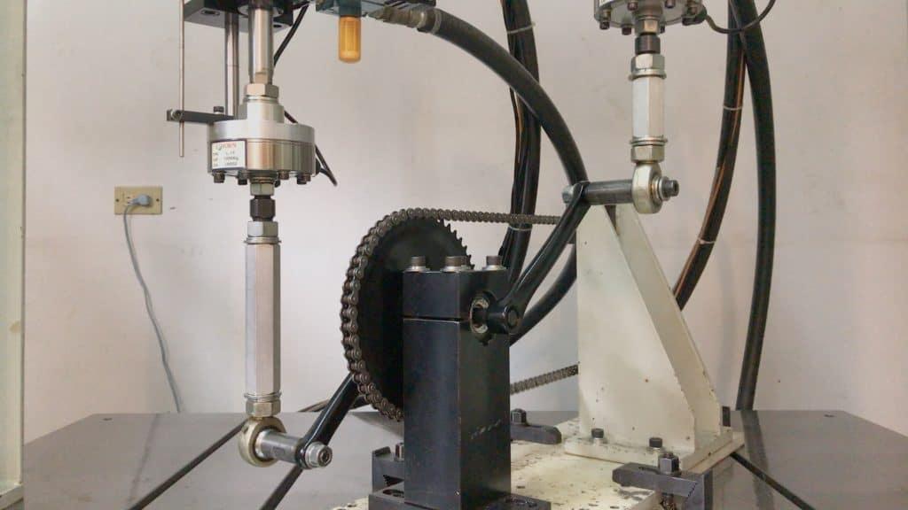 Bottom Bracket Testing Machine
