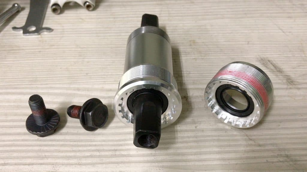 cartridge bottom bracket