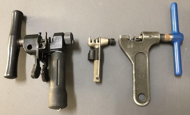 Chain Cutting Tools