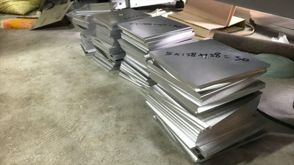 Chainring Aluminum Blanks