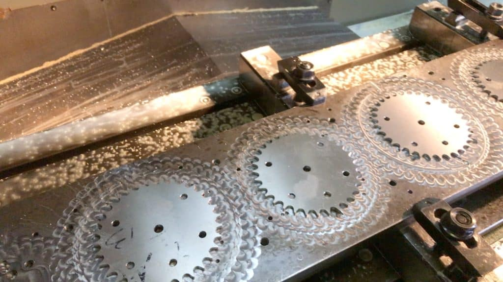 Chainrings For Cnc Milling