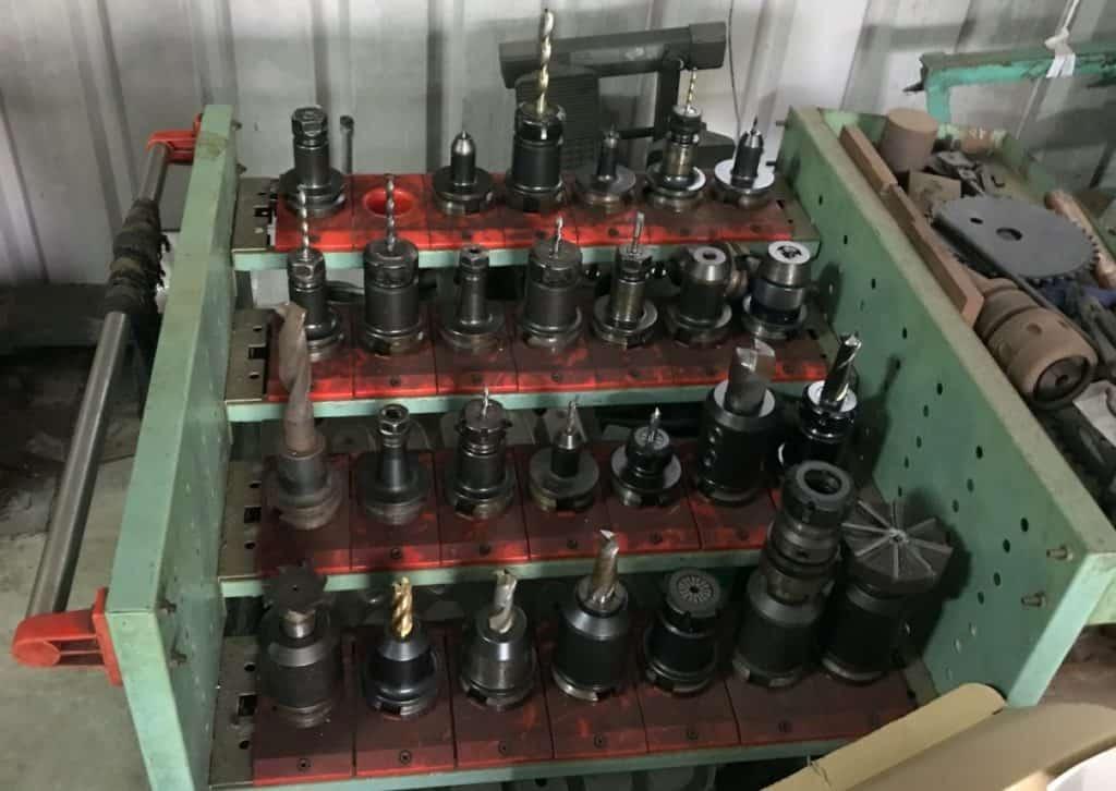 Cnc Milling Machine Toolbits