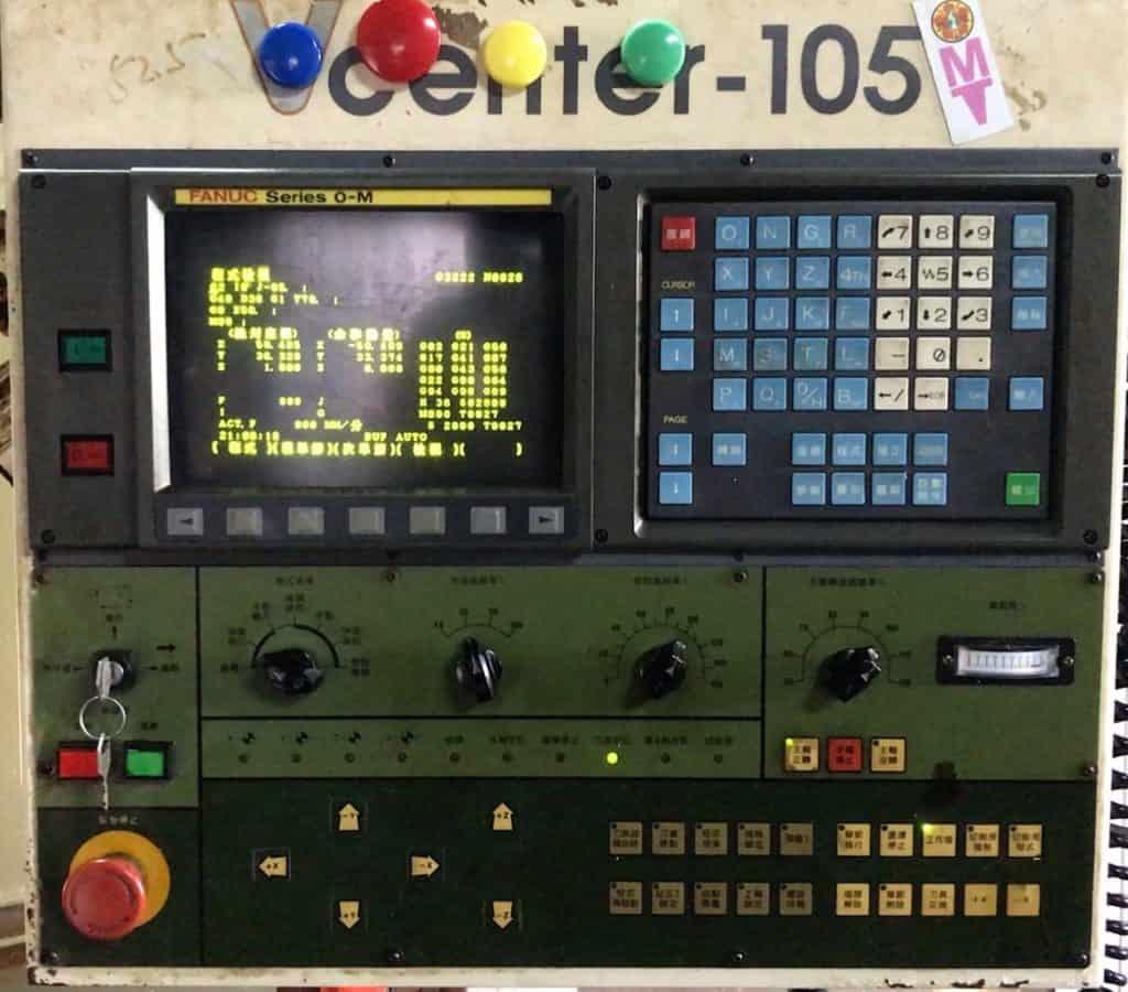 Cnc Milling Machine Control Panel