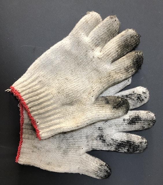 Cotton Bike Work Gloves