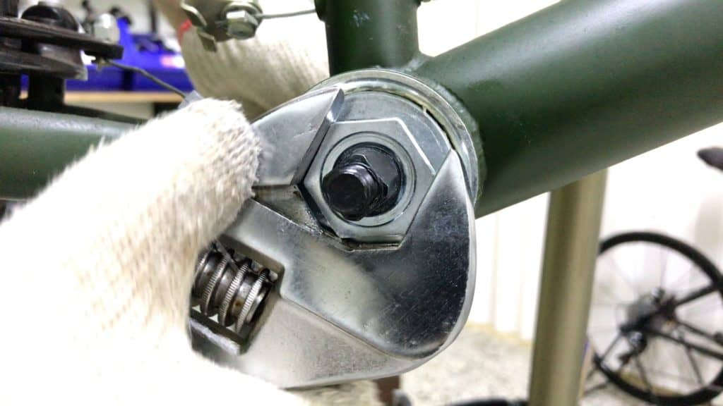 Crescent Wrench Lockring