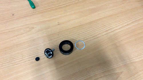 Headset Micro Adjust Washer