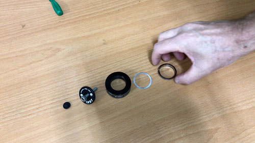 Headset Pre Load Washer
