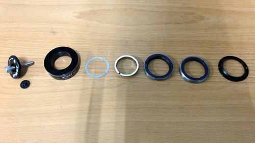 Integrated Headset Parts