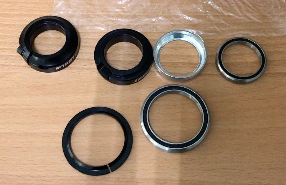 Knock Block Alternative Headset Parts