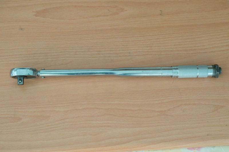 Large Torque Wrench