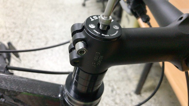 Mtb Headset Compression Bolt
