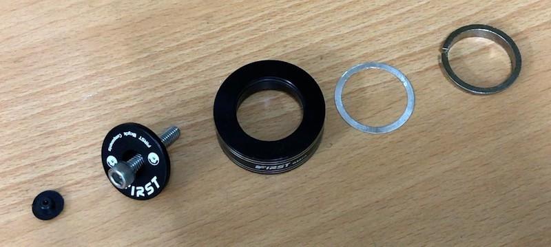 Mtb Headset Upper Parts