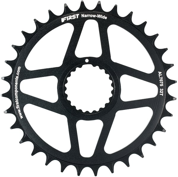Narrow Wide Chainring 9100