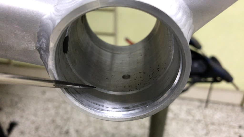 Pf30 46mm Bottom Bracket Shell