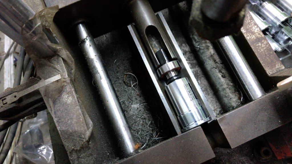 Sealed Bearing Press  ready to assemble bearing