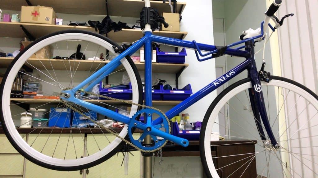 """single speed bike """"fixie"""""""