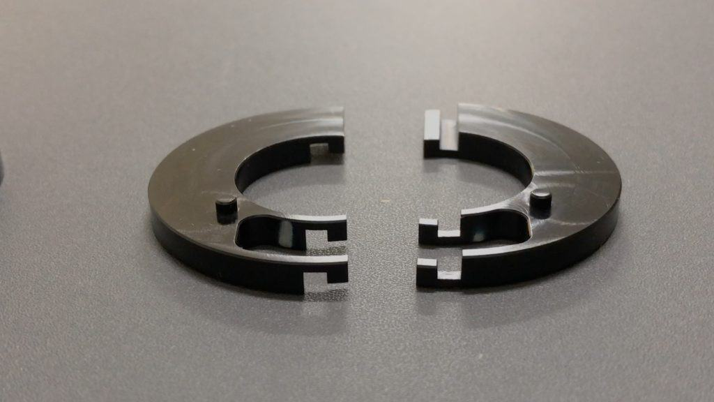 Two Piece Spacer