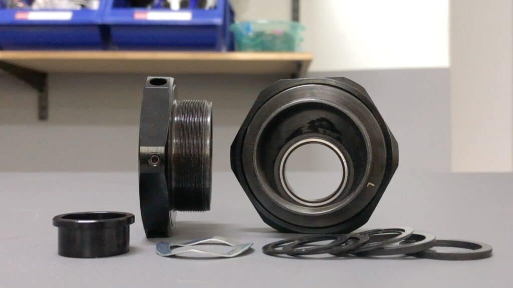 T47 Eccentric Bottom Bracket