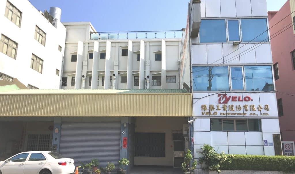 velo office dajia Taiwan